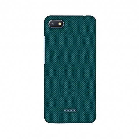 Shaded Spruce Texture Slim Hard Shell Case For Xiaomi Redmi 6A