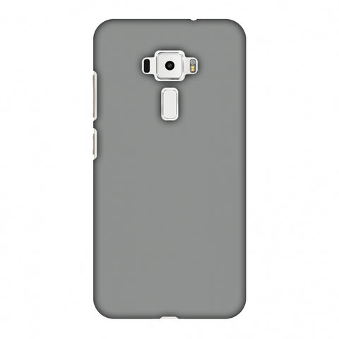 Neutral Grey Slim Hard Shell Case For Asus Zenfone 3 ZE520KL