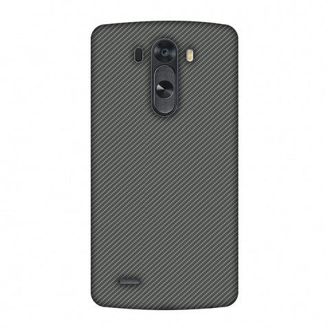 Neutral Grey Texture Slim Hard Shell Case For LG G4