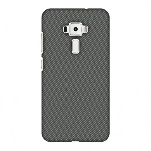 Neutral Grey Texture Slim Hard Shell Case For Asus Zenfone 3 ZE520KL