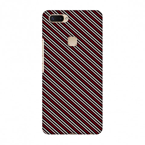 Love Lines Slim Hard Shell Case For Vivo X20 Plus