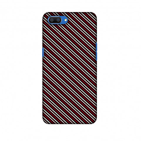 Love Lines Slim Hard Shell Case For Oppo Realme C1