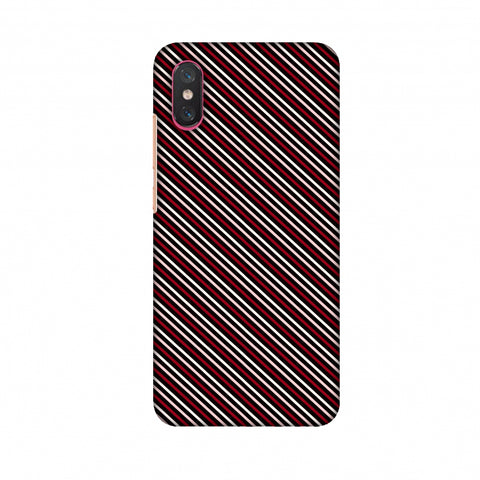 Love Lines Slim Hard Shell Case For Xiaomi Mi 8 Pro
