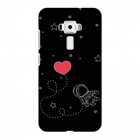 Space Love Slim Hard Shell Case For Asus Zenfone 3 ZE520KL
