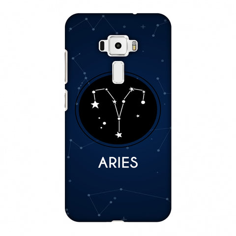 Stars Aries Slim Hard Shell Case For Asus Zenfone 3 ZE520KL