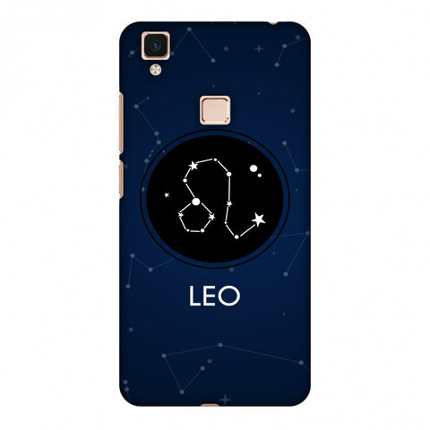 Stars Leo Slim Hard Shell Case For Vivo V3 Max