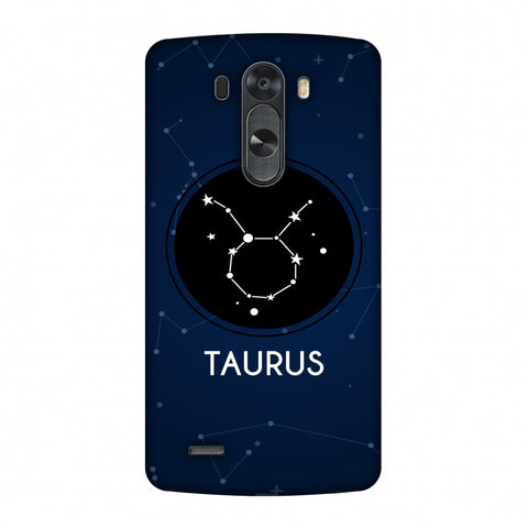 Stars Taurus Slim Hard Shell Case For LG G4