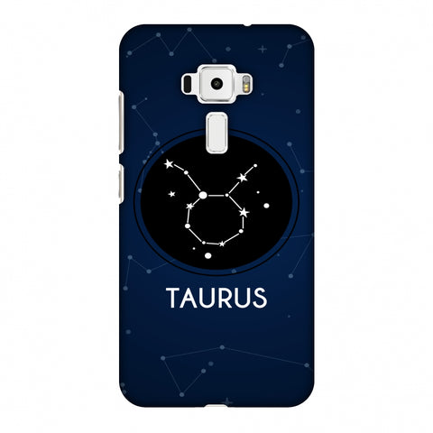 Stars Taurus Slim Hard Shell Case For Asus Zenfone 3 ZE520KL