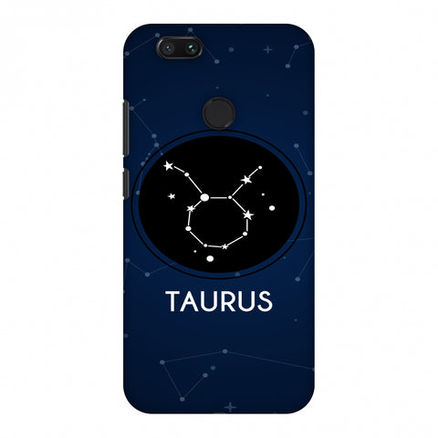 Stars Taurus Slim Hard Shell Case For Xiaomi MI A1-5X