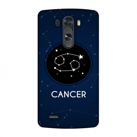 Stars Cancer Slim Hard Shell Case For LG G4