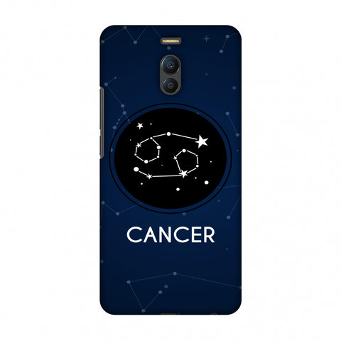 Stars Cancer Slim Hard Shell Case For Meizu Note 6