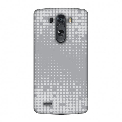 Carbon Fibre Redux Stone Gray 11 Slim Hard Shell Case For LG G4