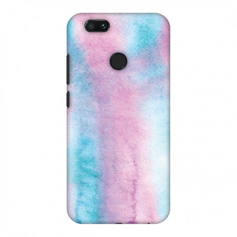 Galaxy Marble 1 Slim Hard Shell Case For Xiaomi MI A1-5X