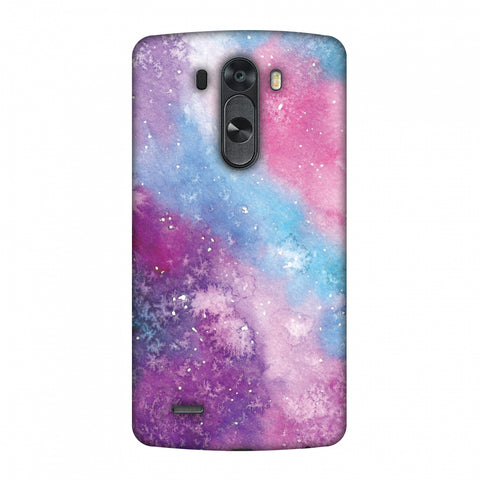 Galaxy Marble 2 Slim Hard Shell Case For LG G4
