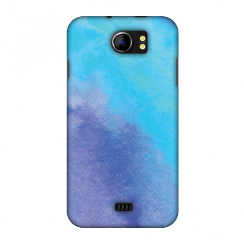 Galaxy Marble 3 Slim Hard Shell Case For Micromax Canvas 2 A110