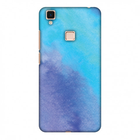 Galaxy Marble 3 Slim Hard Shell Case For Vivo V3 Max