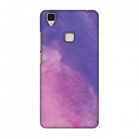 Galaxy Marble 4 Slim Hard Shell Case For Vivo V3