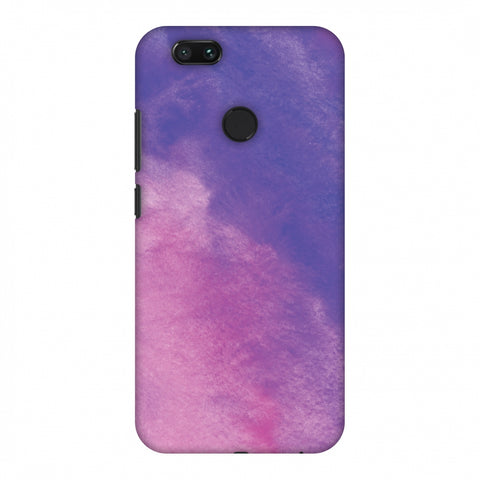 Galaxy Marble 4 Slim Hard Shell Case For Xiaomi MI A1-5X