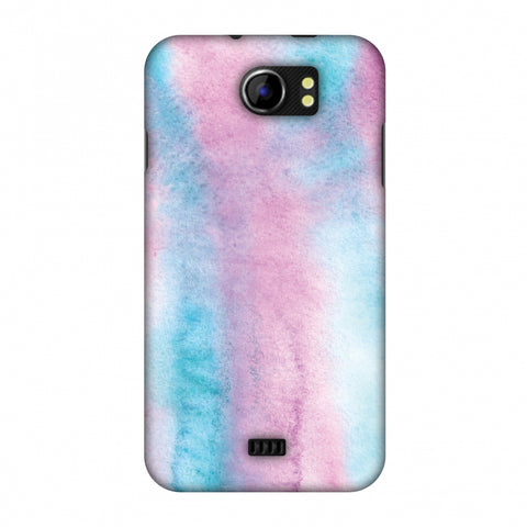 Galaxy Marble 5 Slim Hard Shell Case For Micromax Canvas 2 A110