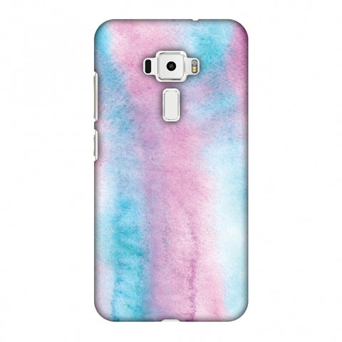 Galaxy Marble 5 Slim Hard Shell Case For Asus Zenfone 3 ZE520KL