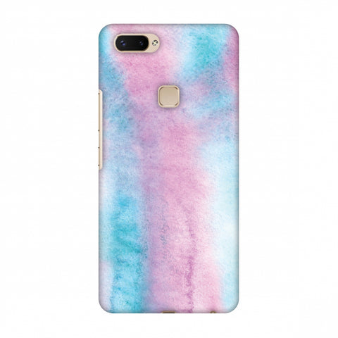 Galaxy Marble 5 Slim Hard Shell Case For Vivo X20 Plus