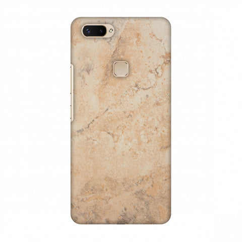 Pine Marble Slim Hard Shell Case For Vivo X20 Plus