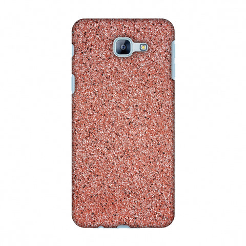 Coral Marble Slim Hard Shell Case For Samsung Galaxy A8 2016
