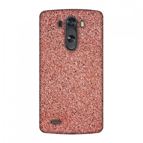 Coral Marble Slim Hard Shell Case For LG G4