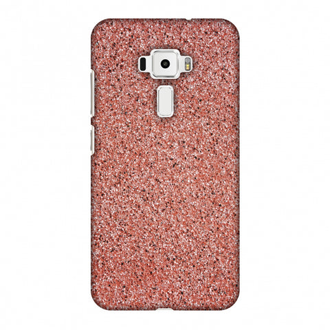Coral Marble Slim Hard Shell Case For Asus Zenfone 3 ZE520KL