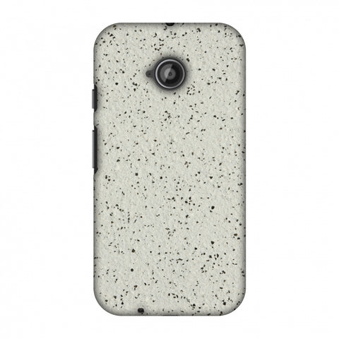 SAnd Marble Slim Hard Shell Case For Motorola Moto E 2nd Gen