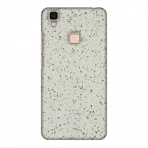SAnd Marble Slim Hard Shell Case For Vivo V3 Max