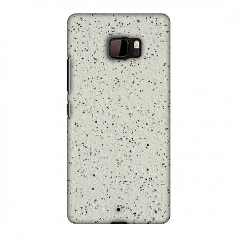 SAnd Marble Slim Hard Shell Case For HTC U Ultra