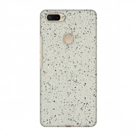SAnd Marble Slim Hard Shell Case For Vivo X20 Plus