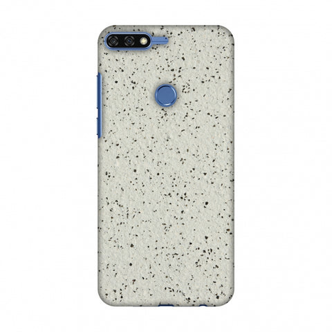 SAnd Marble Slim Hard Shell Case For Huawei Honor 7C