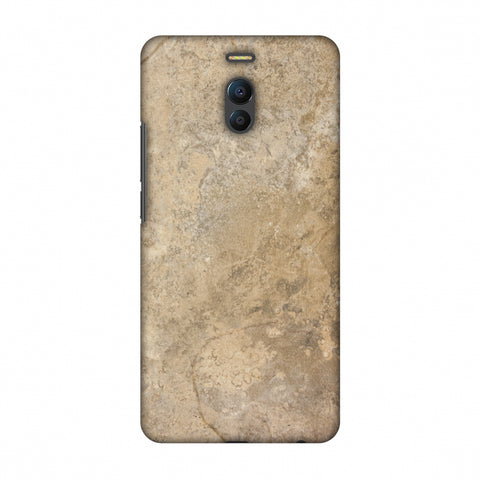 Copper Marble Slim Hard Shell Case For Meizu Note 6