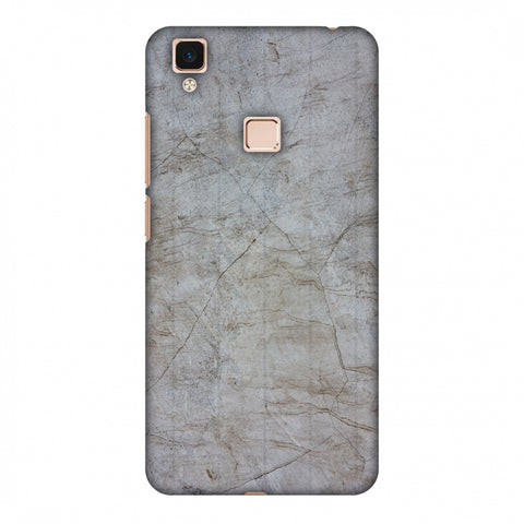 Roma Marble Slim Hard Shell Case For Vivo V3 Max