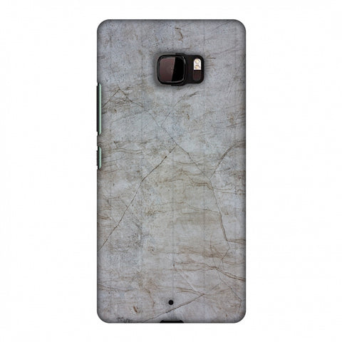 Roma Marble Slim Hard Shell Case For HTC U Ultra