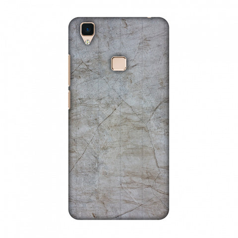 Roma Marble Slim Hard Shell Case For Vivo V3
