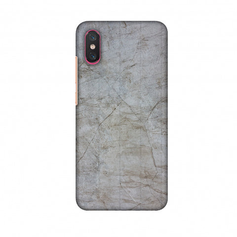 Roma Marble Slim Hard Shell Case For Xiaomi Mi 8 Pro