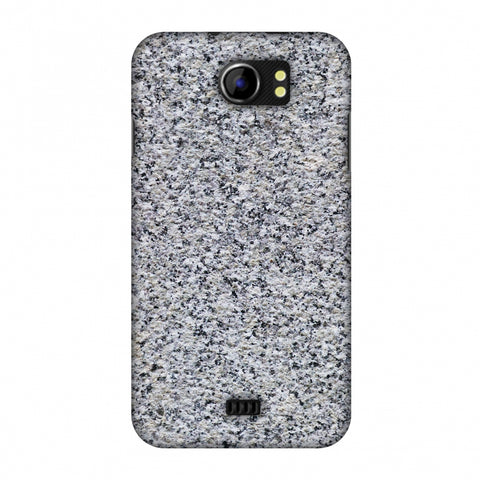 Granite Marble Slim Hard Shell Case For Micromax Canvas 2 A110