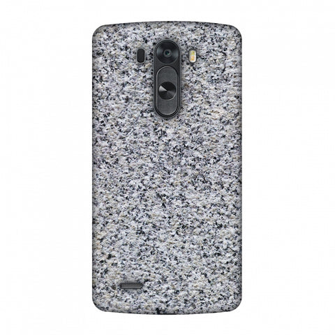 Granite Marble Slim Hard Shell Case For LG G4