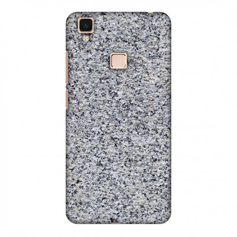 Granite Marble Slim Hard Shell Case For Vivo V3 Max