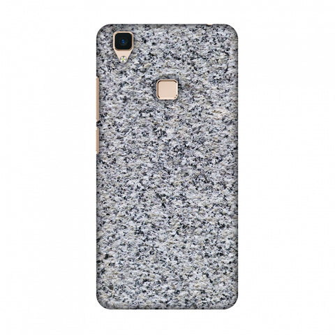 Granite Marble Slim Hard Shell Case For Vivo V3