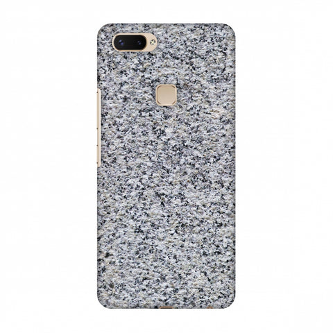 Granite Marble Slim Hard Shell Case For Vivo X20 Plus