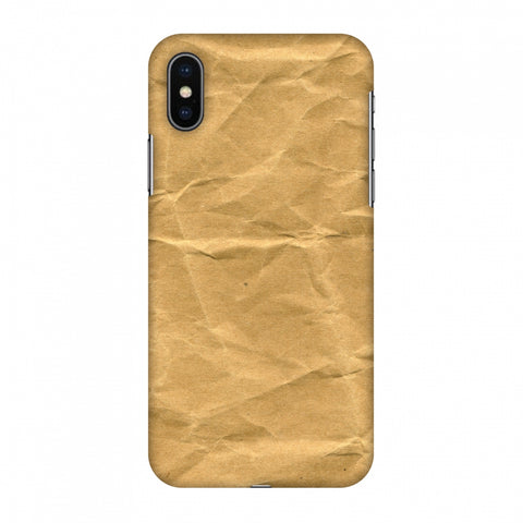 Rock Marbel Slim Hard Shell Case For Apple iPhone X