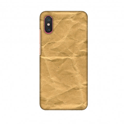 Rock Marbel Slim Hard Shell Case For Xiaomi Mi 8 Pro