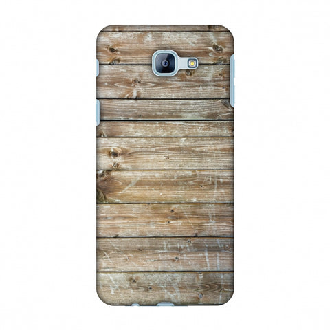 Real Wood Slim Hard Shell Case For Samsung Galaxy A8 2016