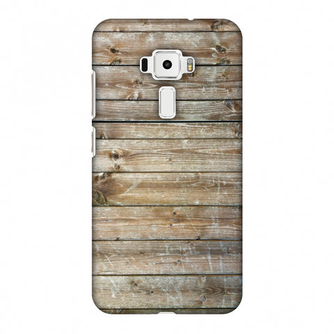Real Wood Slim Hard Shell Case For Asus Zenfone 3 ZE520KL