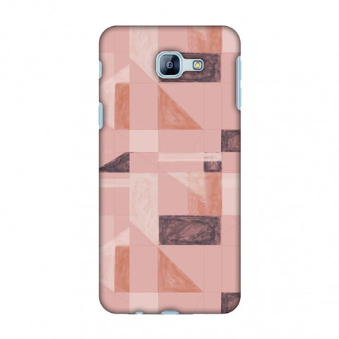 Sooty Pastels - Saturated Pink Slim Hard Shell Case For Samsung Galaxy A8 2016