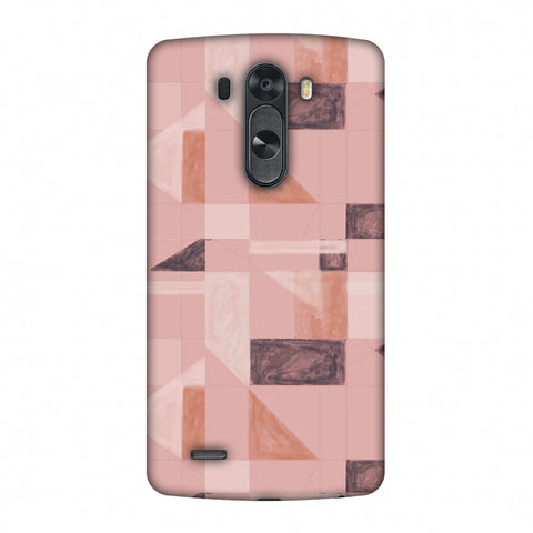 Sooty Pastels - Saturated Pink Slim Hard Shell Case For LG G4